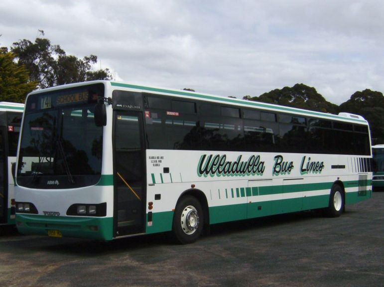 Advertised with Baxter's Omnibus Sales & Service
