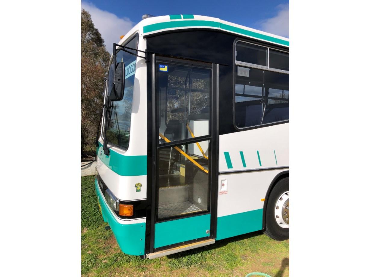 scania  bus baxters omnibus sales  service